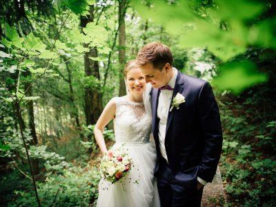 Mit Brezen und Blasmusik: eine Hochzeitsreportage aus Bayern