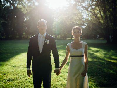 Sommer, Sonne, Sonnenschein! Hochzeitsreportage von Schloss Kartzow