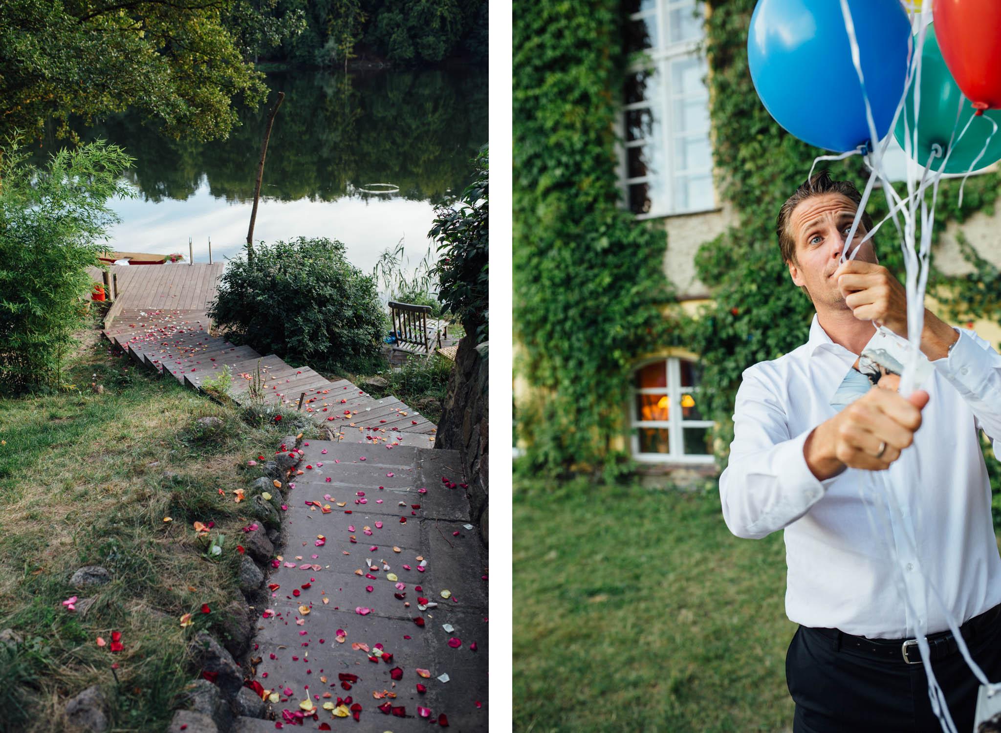 hochzeit-see-steg-luftballons