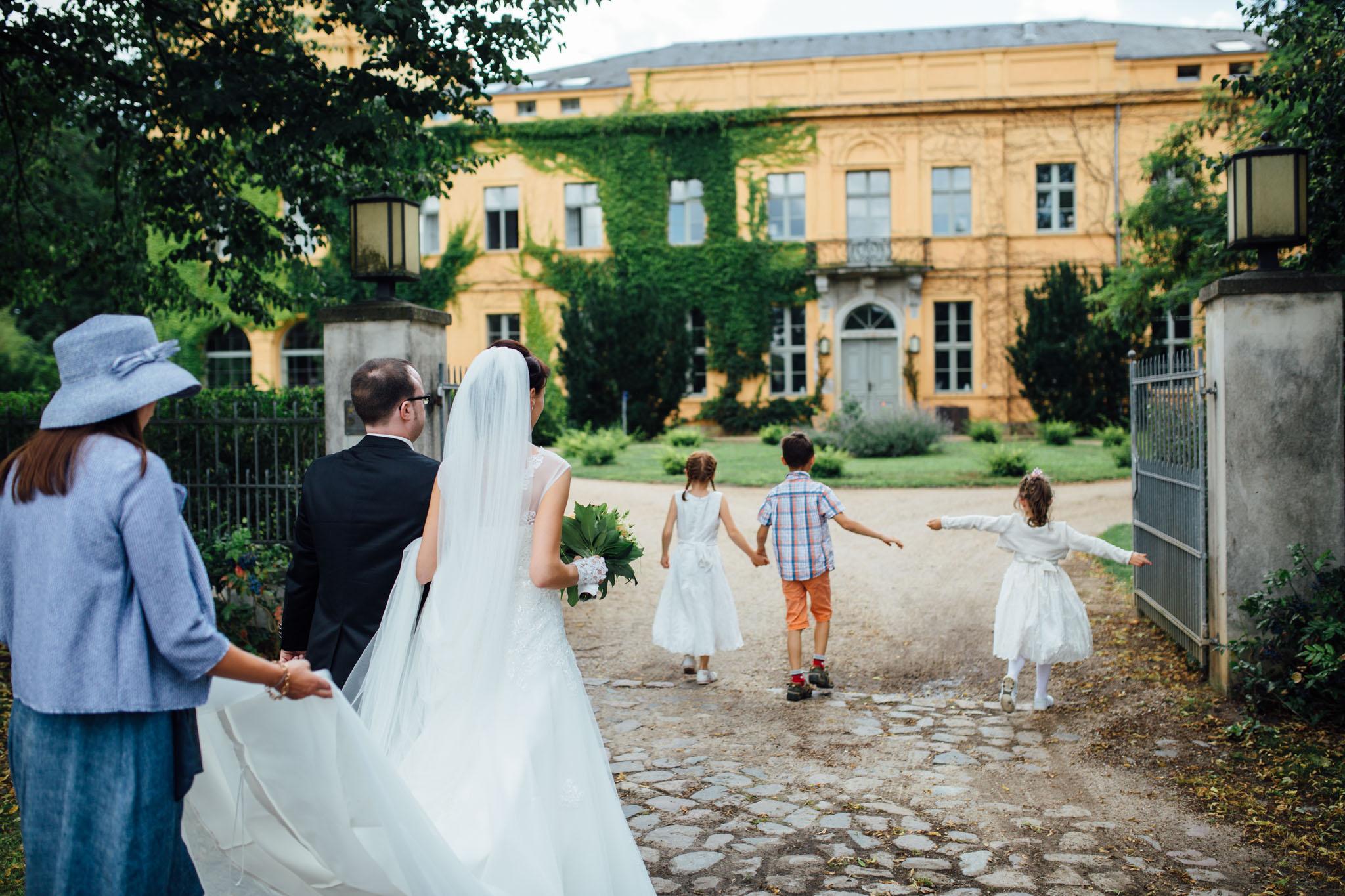 Hochzeit Schloss Brandenburg