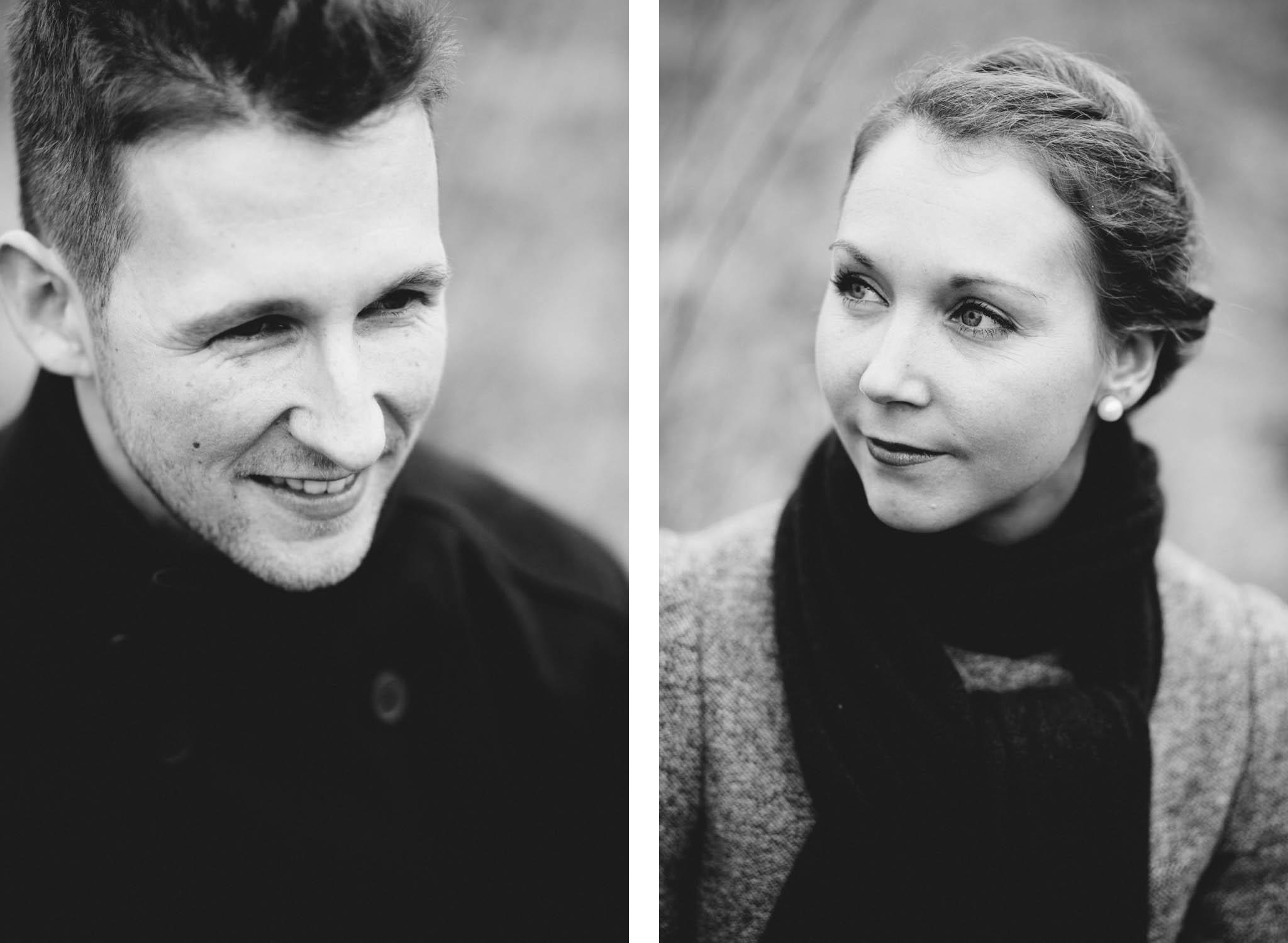 portraits-schwarzweiss-paar