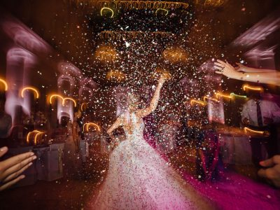 Confetti Love – A Wedding Ceremony at the Hotel de Rome