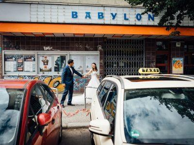 Von Kreuzberg an die Spree –Eine urbane Sommerhochzeit in Berlin
