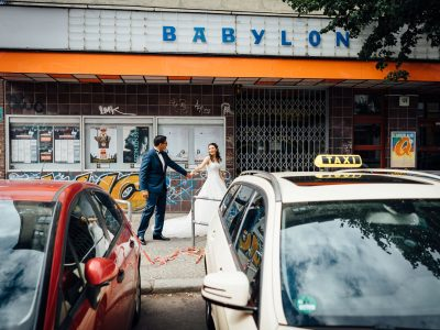 From Kreuzberg to the Spree –An urban summer wedding in Berlin